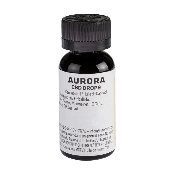 CBD Drops - Aurora - Oil