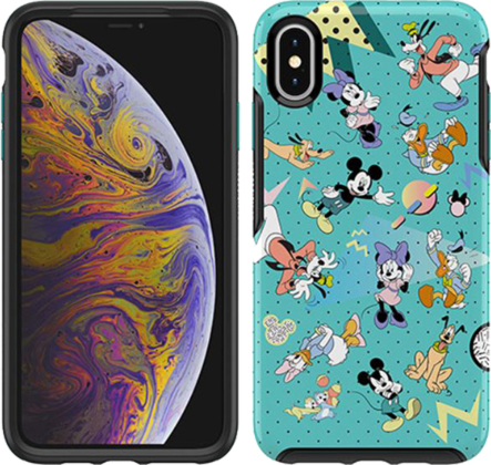 huge discount 55c6a 6807f OtterBox iPhone XS Max Symmetry Totally Disney Case Price and Features