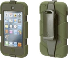 Griffin iPod Touch 5th Gen Survivor - Olive