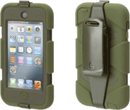 Griffin iPod Touch 5th Gen Survivor - Olive