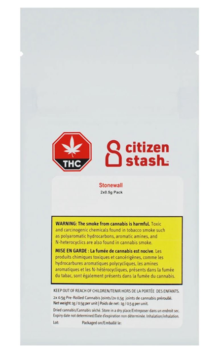 Stonewall (Mimoza) - Citizen Stash - Pre-Roll