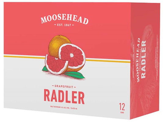 Wett Sales & Distribution Moosehead Radler 4260ml