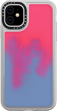 Casetify iPhone 11 Neon Sand Case