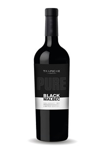 Philippe Dandurand Wines Trapiche Pure Black Malbec 750ml