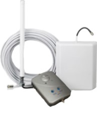 weBoost Wilson New AG 65 dB PRO kit (inside/outside Unidirectional antenna, 3 cables, mounting brackets)