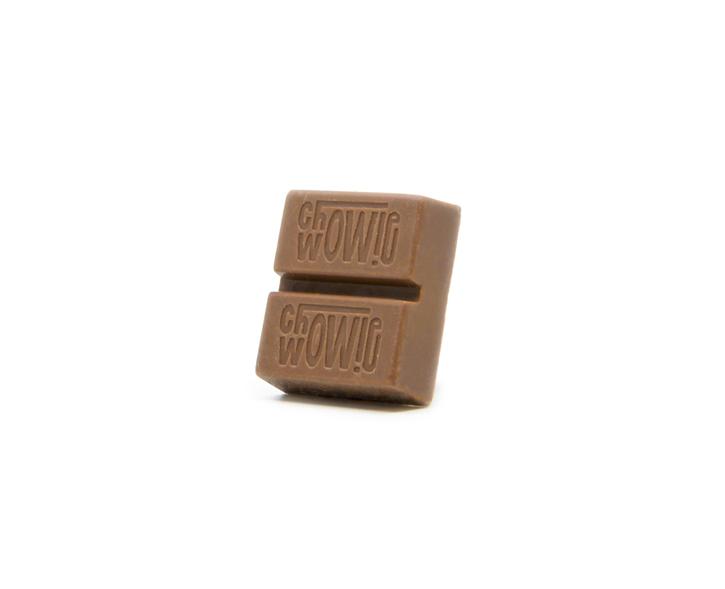 THC Milk Chocolate - Chowie Wowie - Edibles