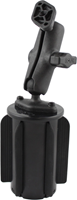 RAM Mounts RAM-A-CAN™ II Universal Cup Holder Base with Double Ball Mount