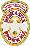 Molson Breweries 6B Newcastle Brown Ale 1980ml