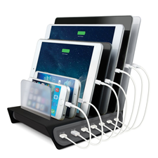 Naztech Power Hub 7 14A Charge Station