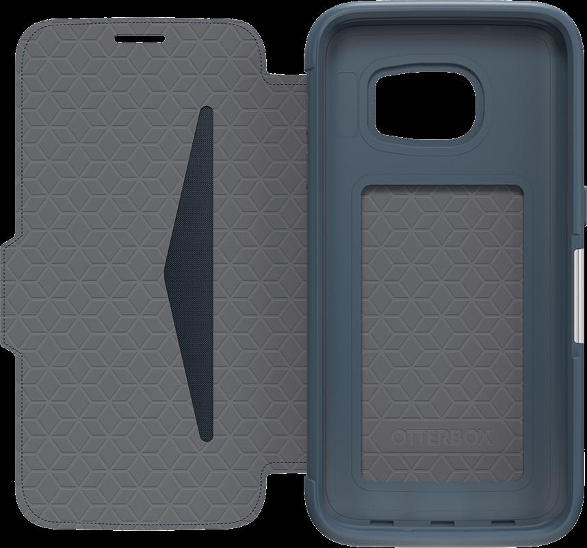 new styles e8c48 cc4ad OtterBox Galaxy S7 Edge Strada Folio Case Price and Features