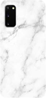 Uunique Galaxy S20 Nutrisiti Eco Printed Marble Back Case