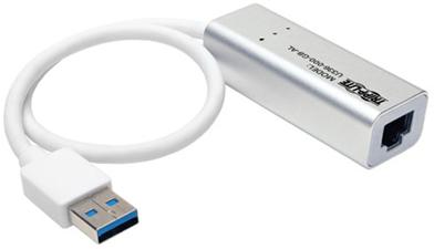 Tripp Lite USB 3.0 SuperSpeed to Gigabit Ethernet NIC Adapter
