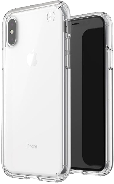 iPhone XS Presidio Stay Clear Case - Clear