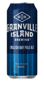 Molson Breweries 1C Gib English Bay Pale Ale 473ml