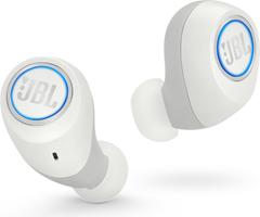 Jbl - Free Splashproof True Wireless In Ear Bluetooth Earbuds