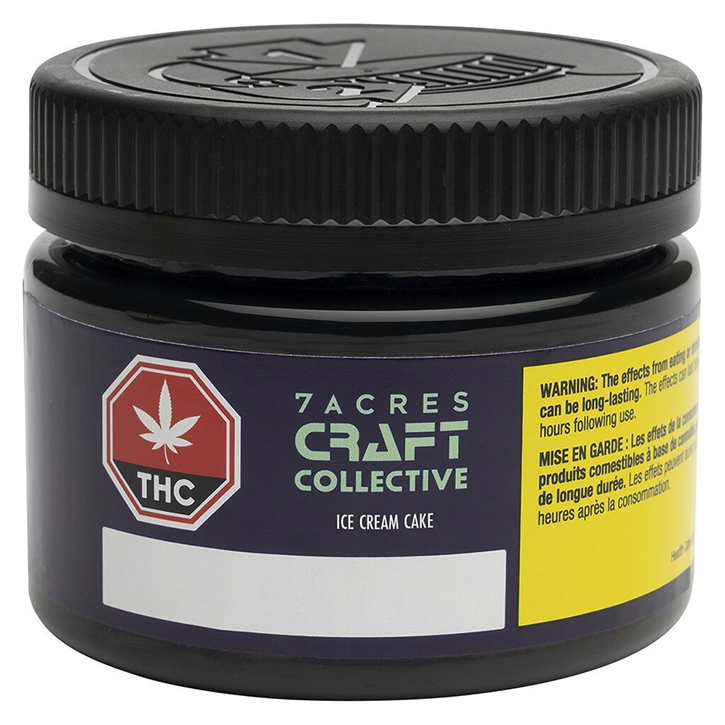 Craft Collective: Ice Cream Cake - 7ACRES - Dried Flower