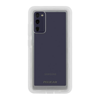 Pelican Galaxy S20 FE Clear Voyager Case