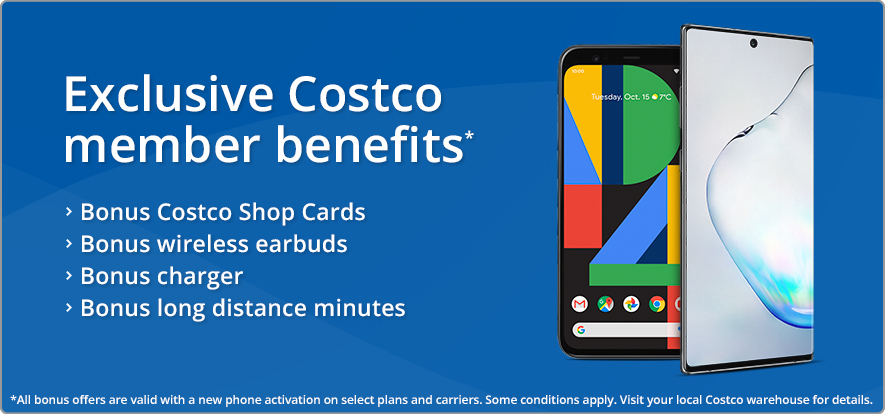 Exclusive Costco Member Benefits