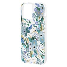 Rifle Paper Ultra Slim Antimicrobial Case For Apple Iphone 12 / 12 Pro