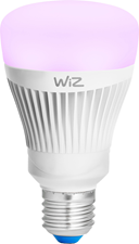 WiZconnected WiZ A19 Smart Light Bulb, Gen 2