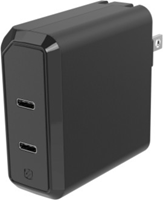 Scosche Home Charger with Dual USB-C