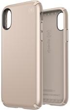 Speck iPhone XS Presidio Metallic