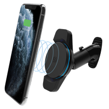 Scosche Magicmount Charge3 Wireless Charging Dash Mount 10w