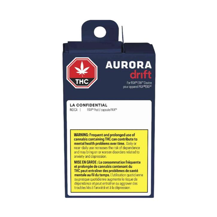 LA Confidential - Aurora Drift - PAX Era Pod
