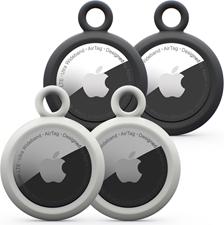 UAG - U Dot Keychain 4 Pack For Apple Airtag