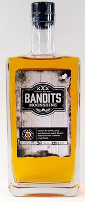 Bandits Distilling Bandits Peach Moonshine 750ml