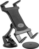 Arkon - Mounts Sticky Suction Windshield/Dash Tablet Mount