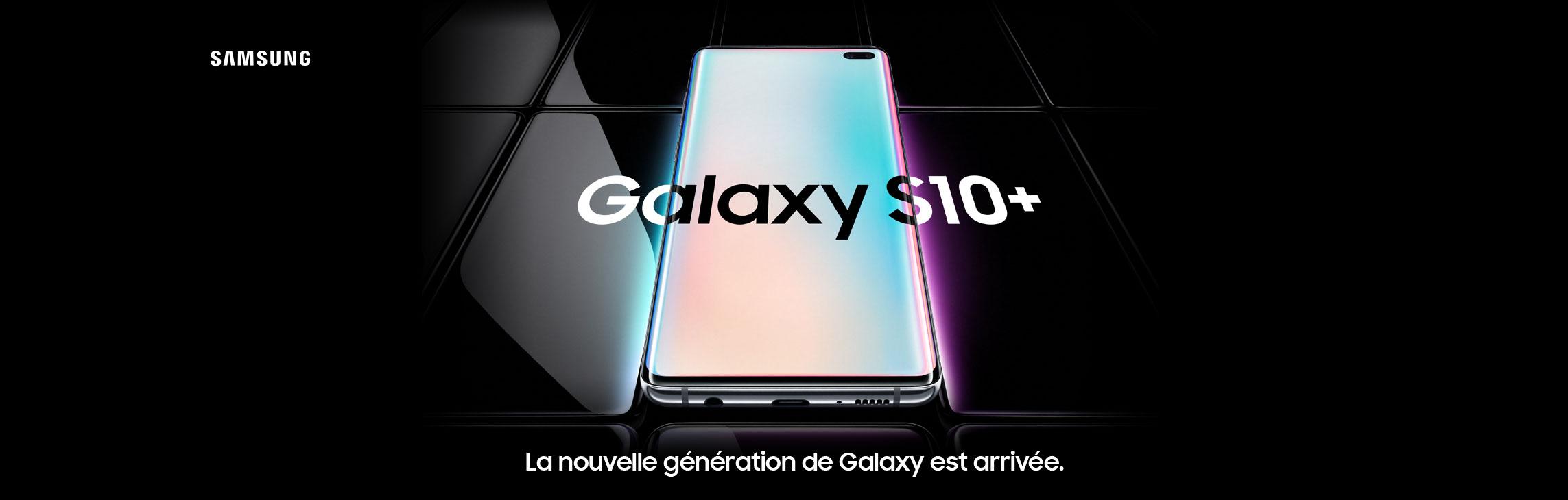 La nouvelle generation de Galaxy est arrivee
