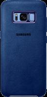 Samsung Galaxy S8+ Alcantara Cover Case
