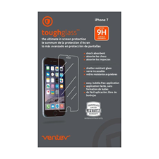 Ventev iPhone 8/7 toughglass Screen Protectors