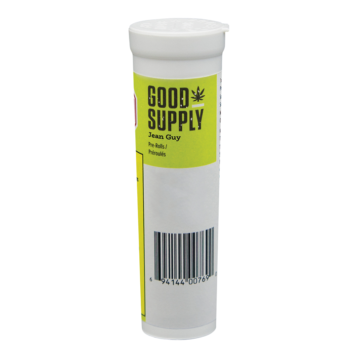 Jean Guy - Good Supply - Pre-Roll