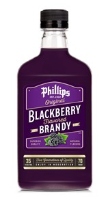 Phillips Distilling Company Phillips Blackberry Brandy 375ml