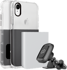 Nimbus9 iPhone Xr - Ghost 2 Pro Case With Mount