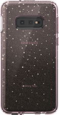 Speck Galaxy S10e Presidio Grip Glitter Case