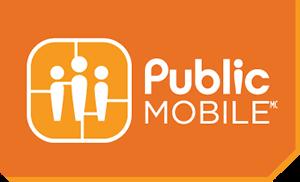 Public Mobile logo