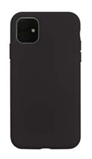 iPhone 11 Uunique Black Liquid Silicone Case