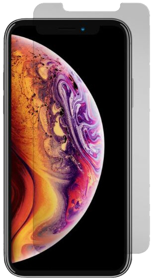 iPhone XS Max Black Ice Screen Protectors