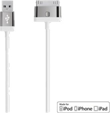 Belkin MixIt 4' 30-pin Charge/Sync Cable
