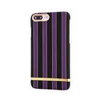 Richmond & Finch iPhone 8 Plus/7 Plus Satin Stripes Case