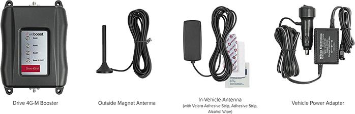 weBoost Weboost - Drive 4G-M Cellular Signal Booster