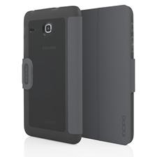 Incipio Clarion Folio For Samsung SMT567 Galaxy Tab E (GRAY)