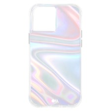 Case-Mate iPhone 12/iPhone 12 Pro Soap Bubble With MicroPel Case