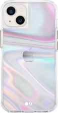 Case-Mate - Soap Bubble Case With Micropel for iPhone 13