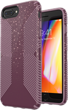 Speck iPhone 6/6S/7/8 Plus Presidio Grip + Glitter