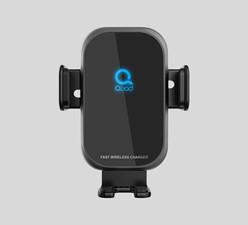 Quad Qi Wireless Car Charger 15W