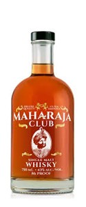 Minhas Sask Ventures Maharaja Club Rye Whisky 750ml